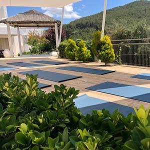 retraite de yoga en Suisse