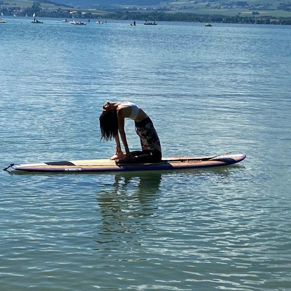 Paddle yoga yverdon